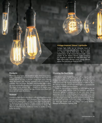 Page 79 of Light Up Your Living Space