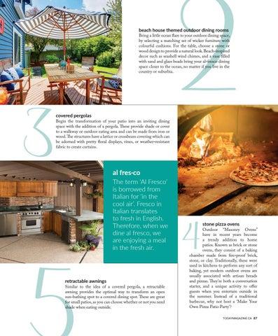 Page 87 of Eating & Living Al Fresco