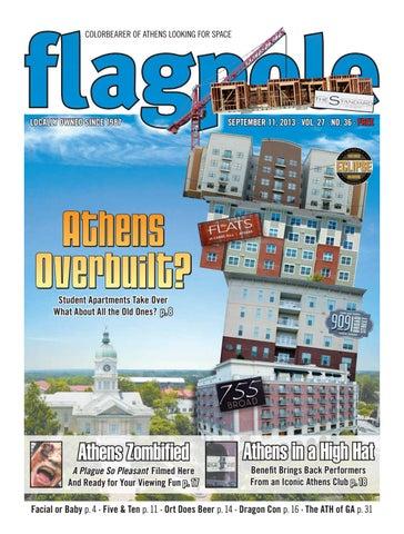 September 11th, 2013 by Flagpole Magazine - issuu