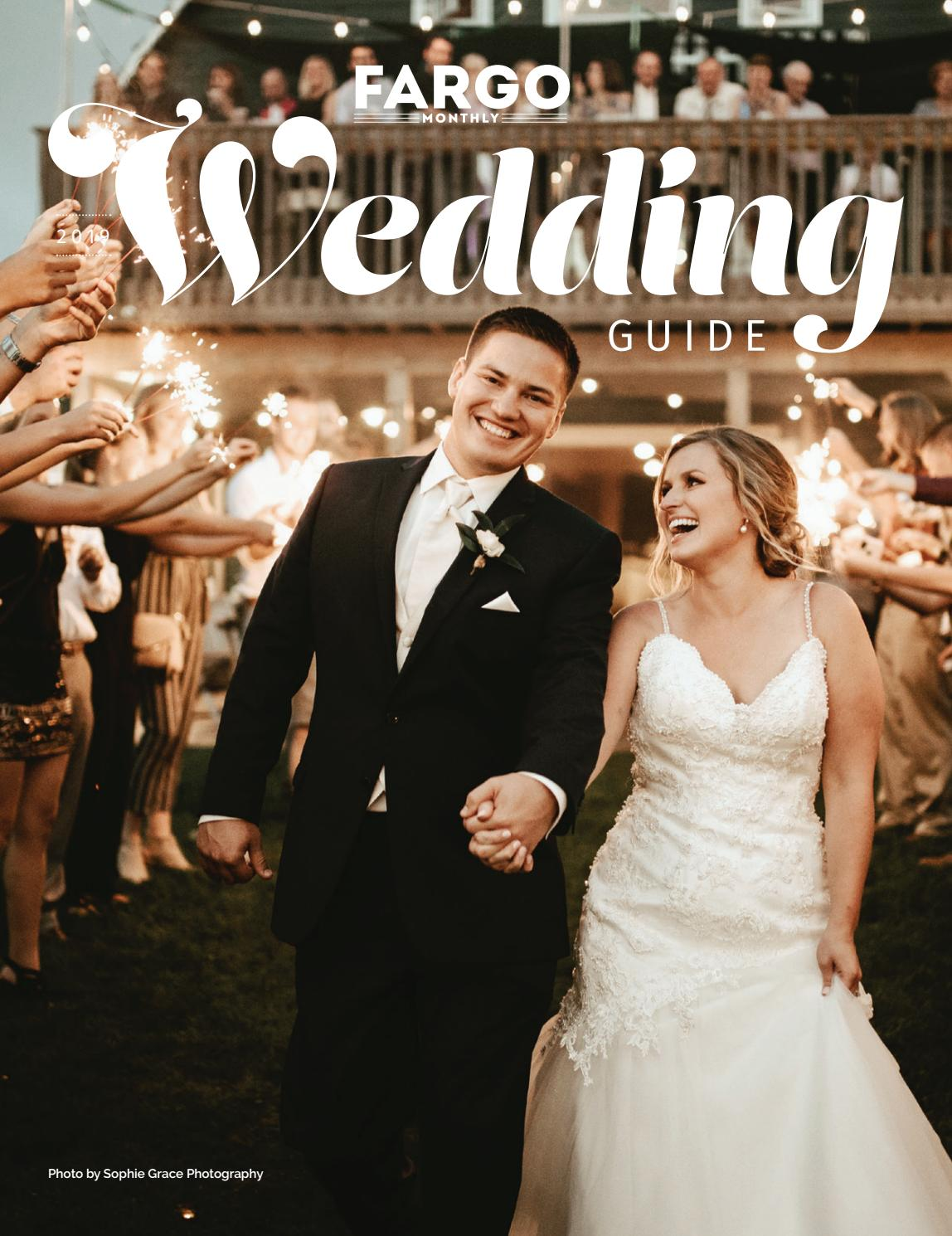 75d5ef38164 Fargo Monthly s Wedding Guide 2019 by Spotlight Media - issuu