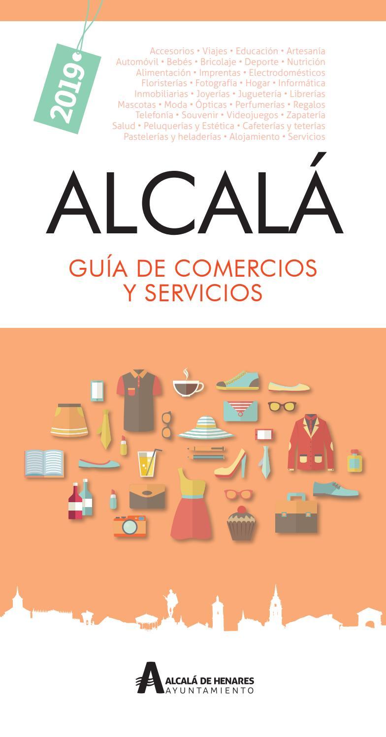 23628605 Guía de Comercios y Servicios de Alcalá de Henares 2019 by Dream Alcalá -  issuu