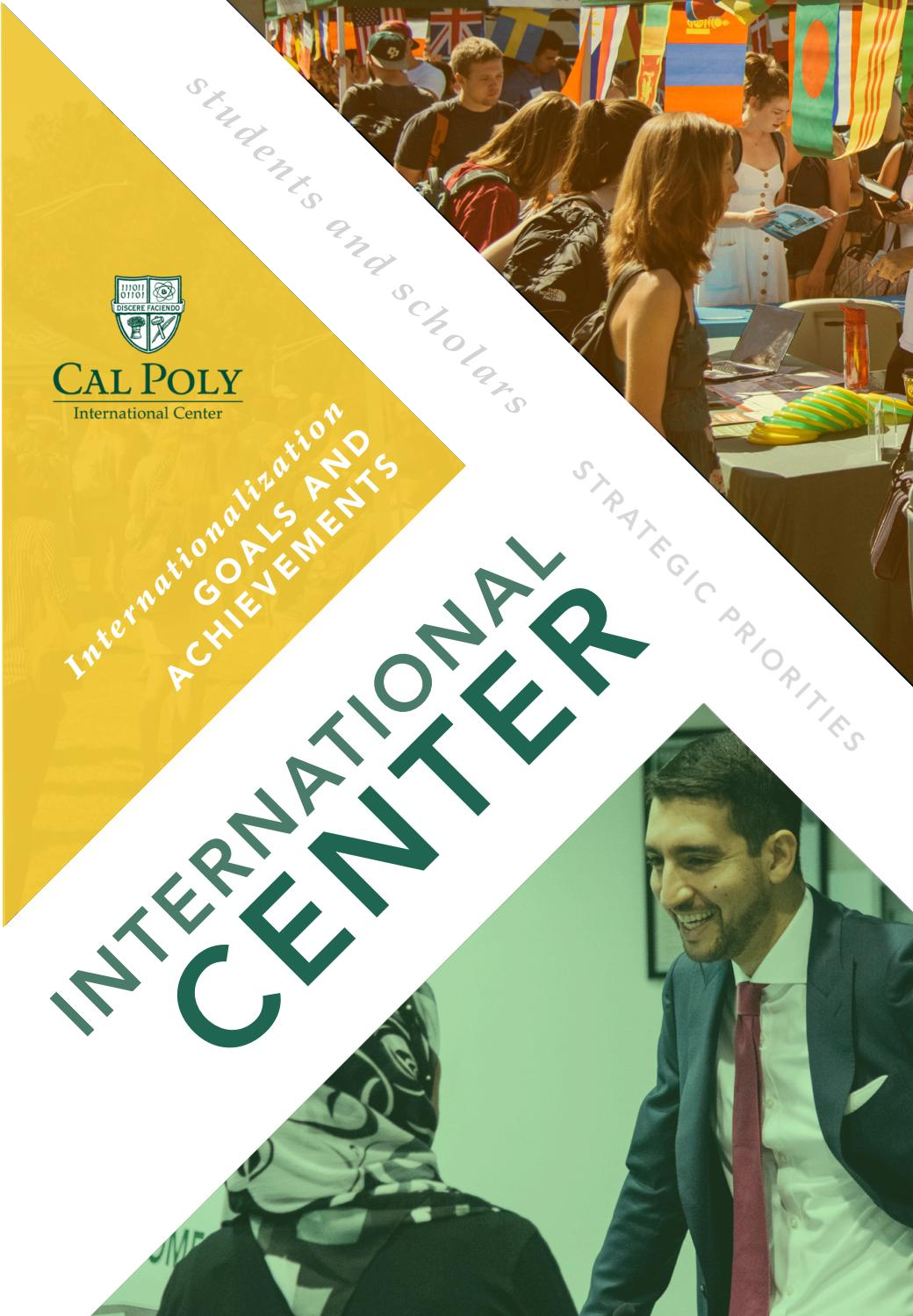 Cal Poly Academic Calendar 2022.Cal Poly International Center Stats By California Polytechnic State University Issuu