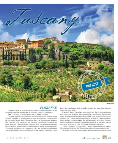 Page 27 of A Taste of Tuscany