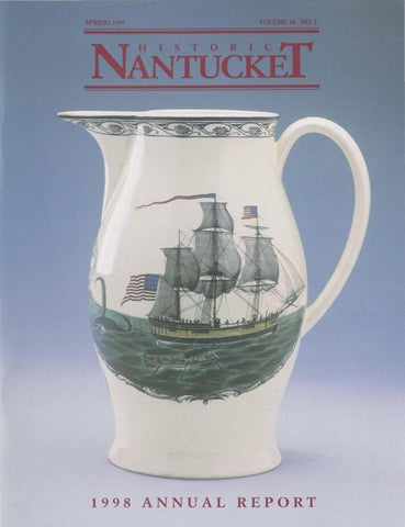 dcdc0c6c298 1998 Annual Report by Nantucket Historical Association - issuu