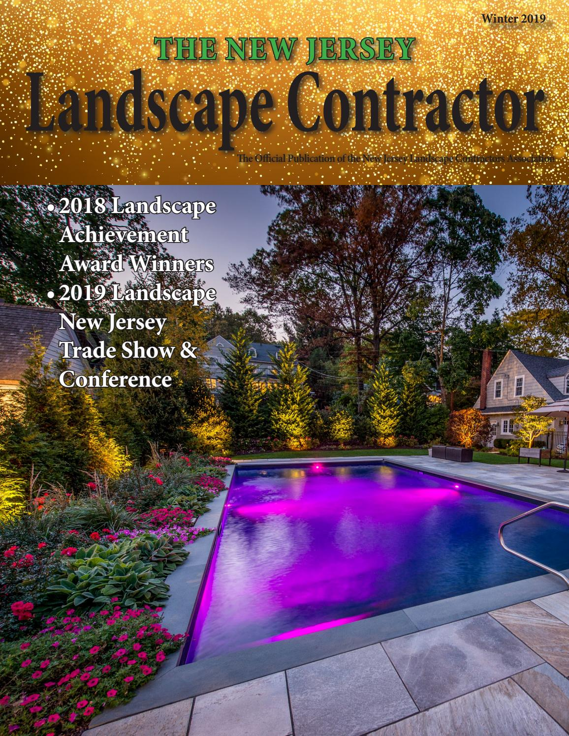 The New Jersey Landscape Contractor