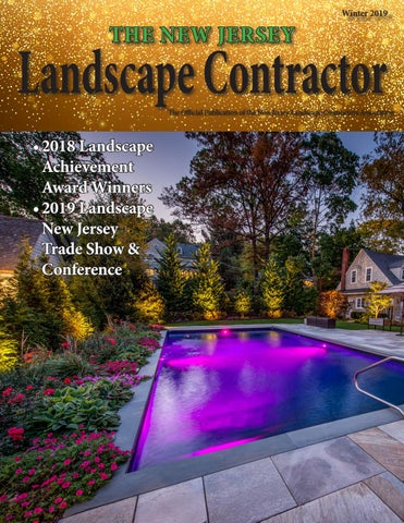 The New Jersey Landscape Contractor Magazine - February 2019