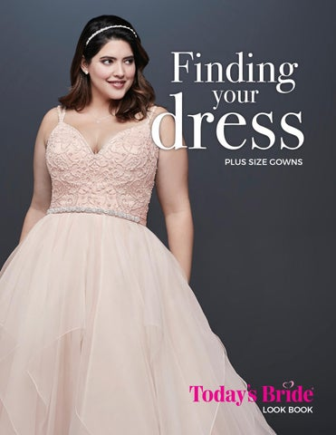 1048d6c503 Today's Bride Plus Size Gown Look Book by Today's Bride Magazine ...