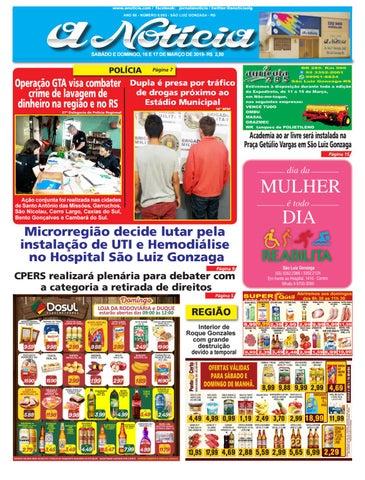 e14e394ae Edição do dia 16 e 17 de março by Jornal A Notícia - issuu