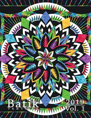 Page 1 of 3 New Beautiful Dinnerplate Dahlia Quilt Designs