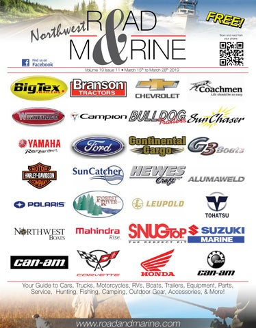 Road and Marine Magazine Vol 19 #11 by Road & Marine Magazine - issuu