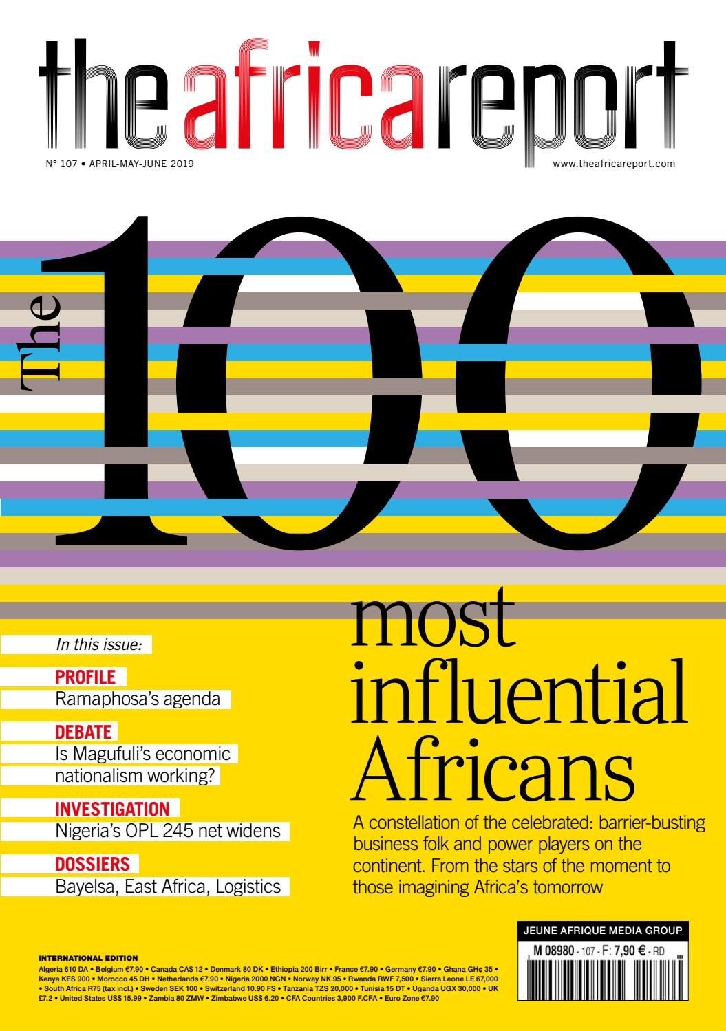 TAR107_Nigeria-Extract by The Africa Report - issuu