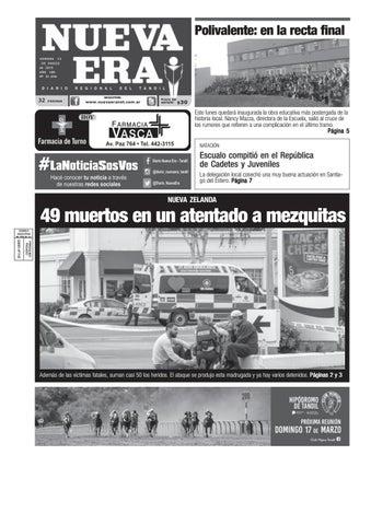d5fa1ed8c Nueva era 26 03 by Diario NUEVA ERA Tandil - issuu