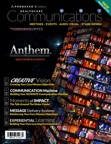 CORPORATE OPTICS A Producers Guide to Corporate Communications