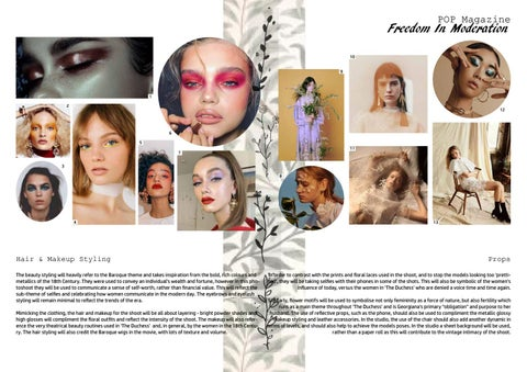 Page 3 of Photoshoot Hair, Makeup & Props