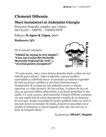 Page 215 of Laurentiu Artim