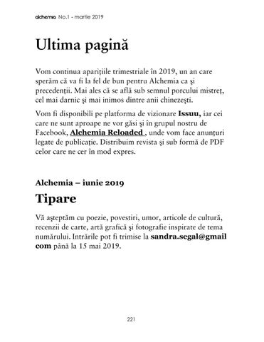Page 224 of Ultima Pagina