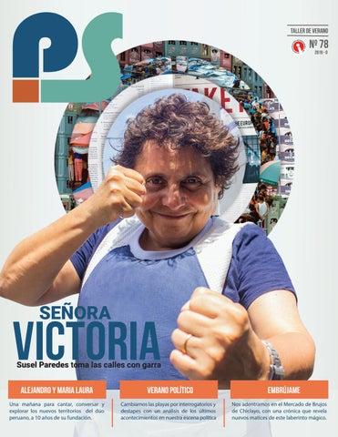 c8c8571c211 Punto Seguido Ed. 78 (Verano 2019) #PS78 by Punto Seguido - issuu