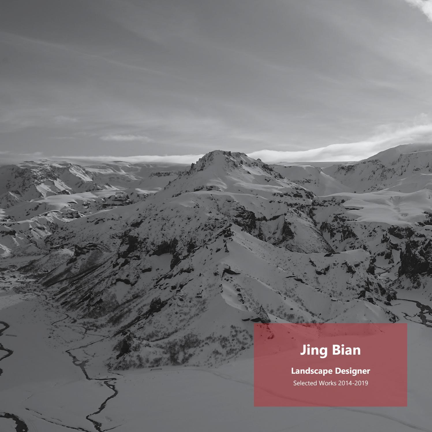 Portfolio Jing Bian By Bian Jing Issuu