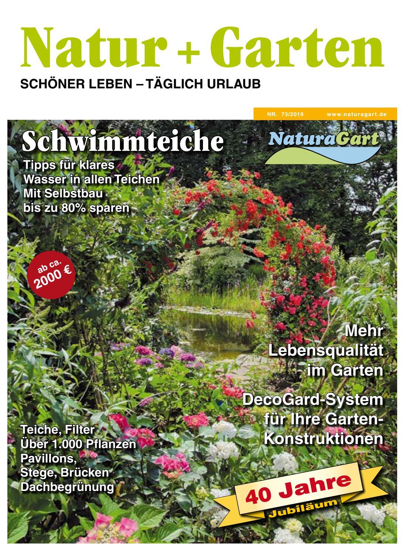 Natur Garten Naturagart Katalog 2019 By Naturagart Issuu