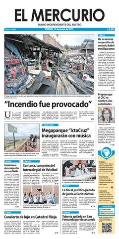 197f891ea El Mercurio-15-03-2019 by Diario El Mercurio Cuenca - issuu