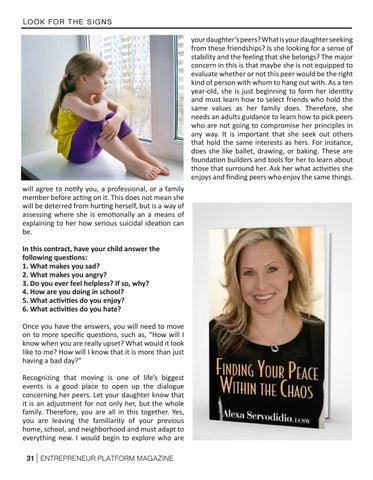 Page 33 of Signs Of Children Struggling With Adjustments