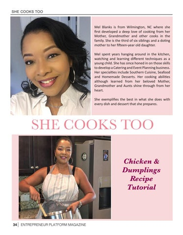 Page 36 of She Cooks Too - Mel Blanks