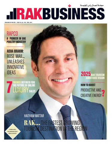 RAK Business March 2019 by New Generation Media - issuu