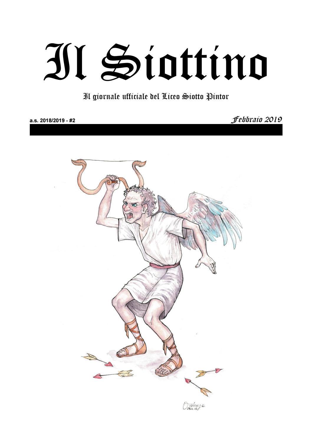 Il Siottino Febbraio 2019 By Il Siottino Issuu