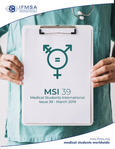 MSI 39 by International Federation of Medical Students' Associations