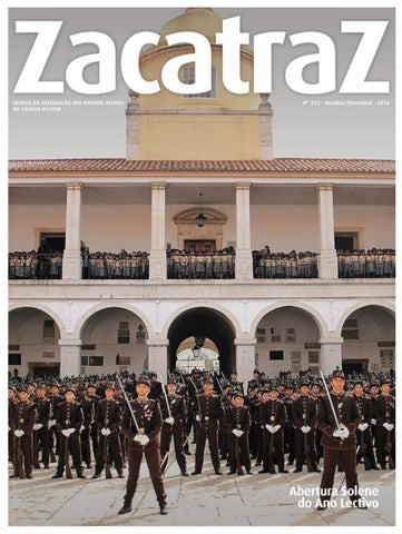 9615f15dd Revista ZacatraZ nº 213 by AAACM - issuu