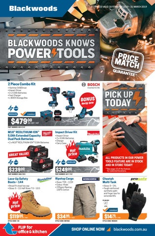 a51516b52b1 Blackwoods Knows Power Tools by Blackwoods - issuu