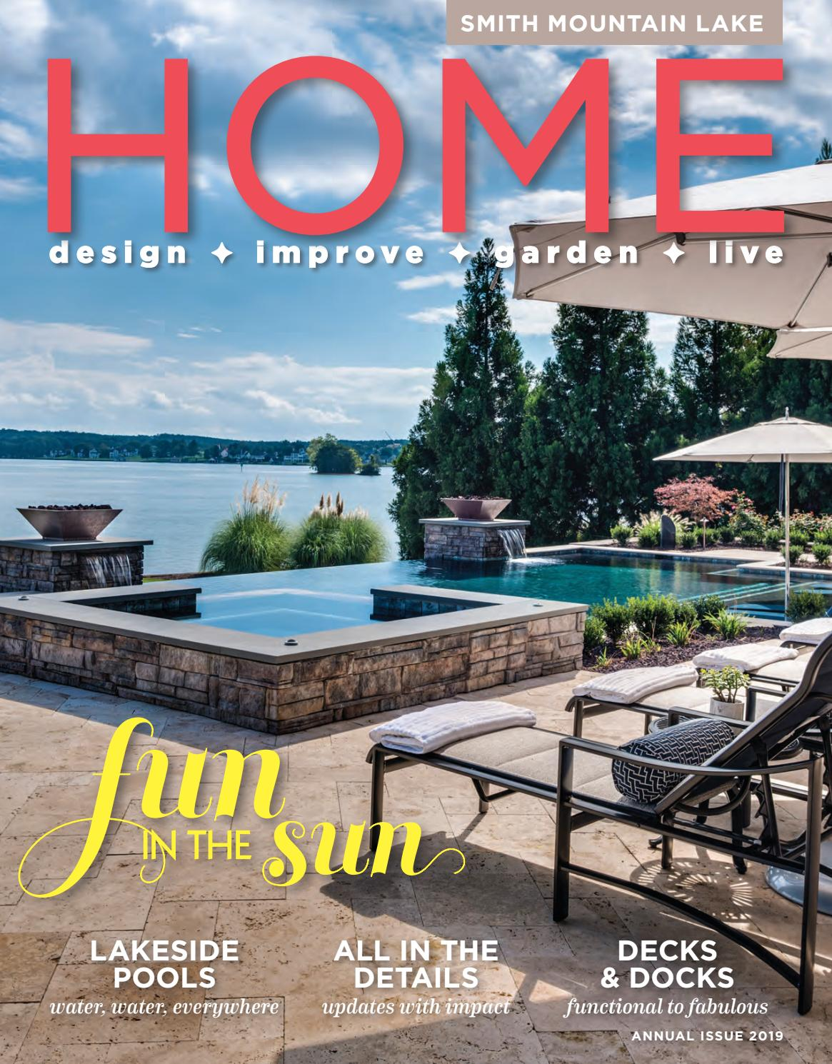 D Antoni Rattan A Castelvetrano.Smith Mountain Lake Home Magazine 2019 By West Willow Publishing