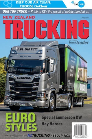 4f18ae9f NZ OUR TOP TRUCK – Pristine KW the result of habits handed  on