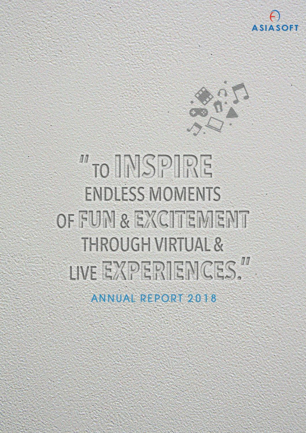 Annual Report 2018 by shareinvestor shareinvestor - issuu