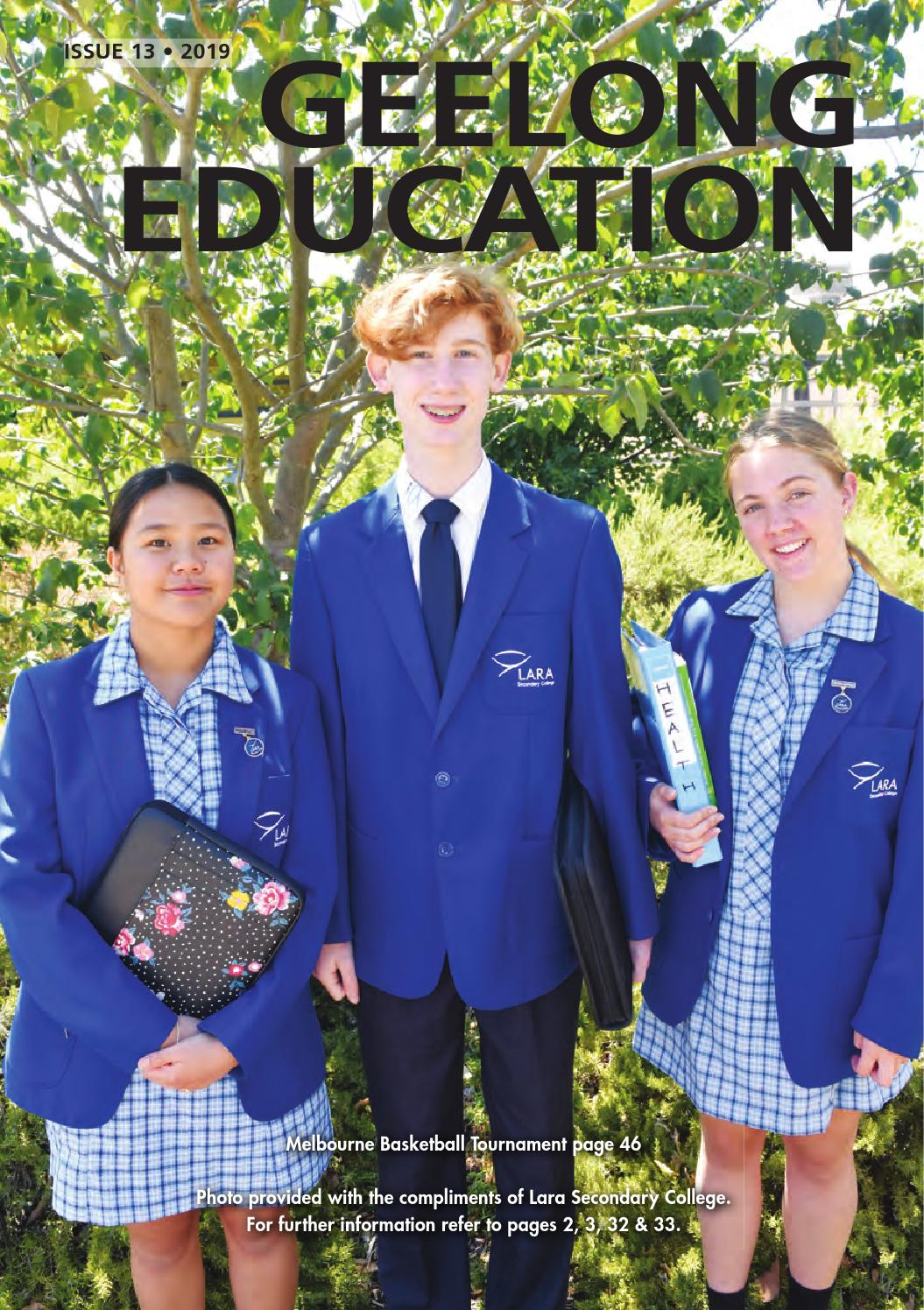 Geelong Education Guide 2019 By Star News Group Issuu