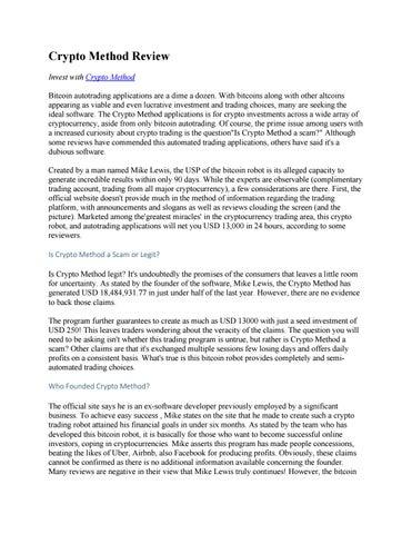 Verasity crypto review