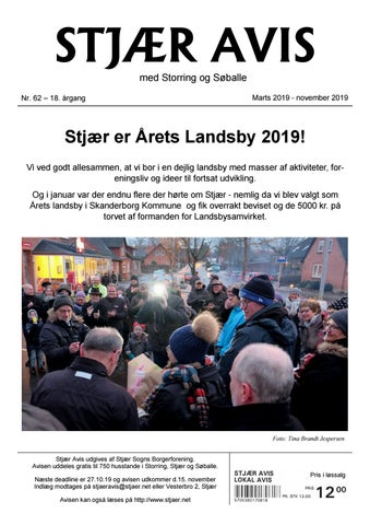 80548808703 Stjær Avis 62 by Stjaer_Avis - issuu