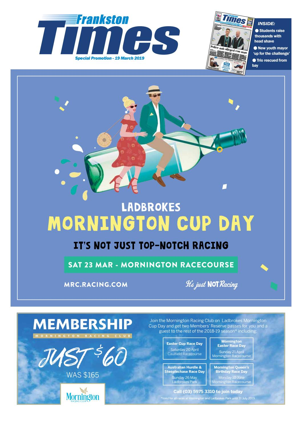 18 March 2019 by Mornington Peninsula News Group - issuu