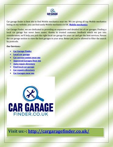Car Garages