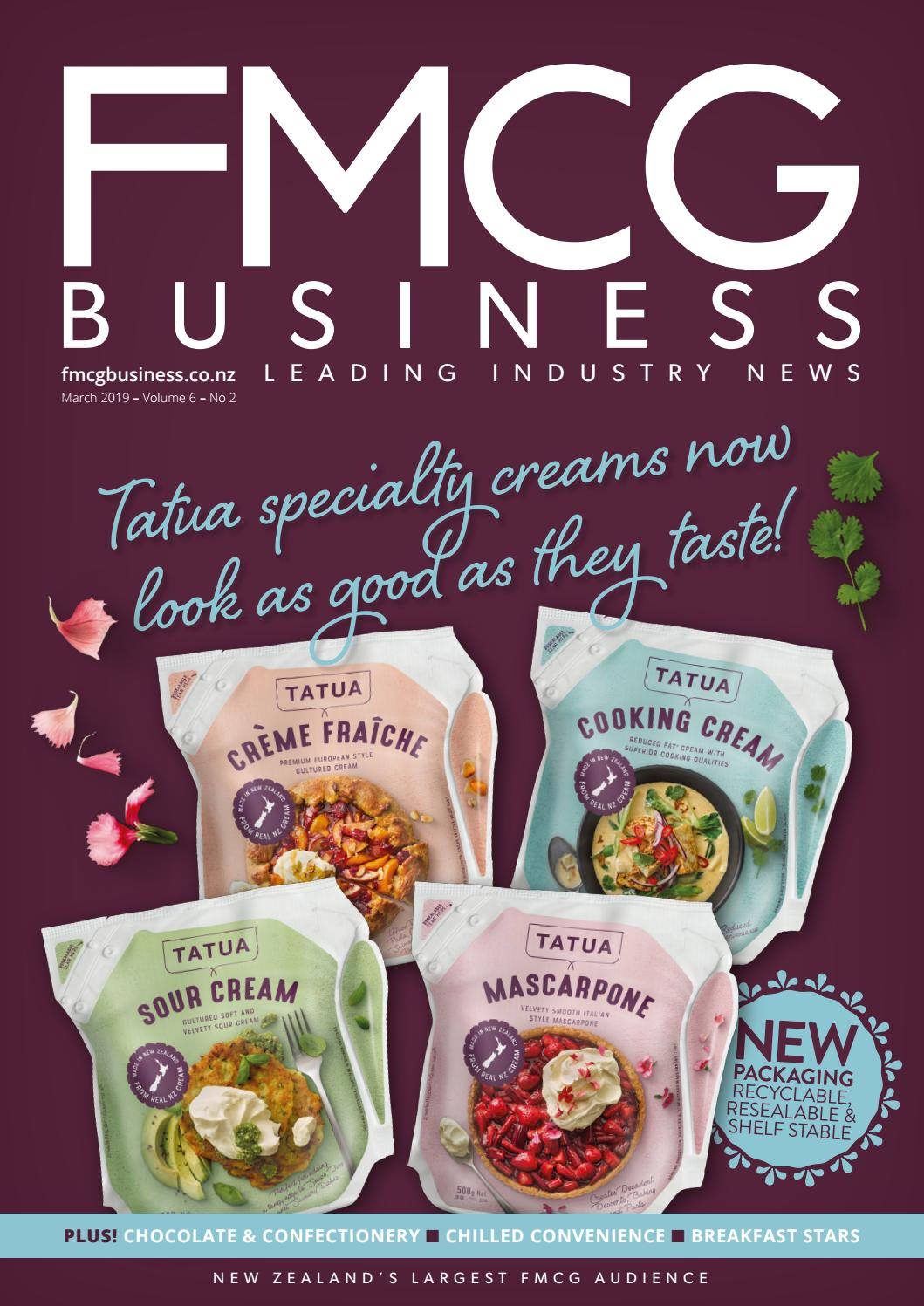 FMCG Business March 2019 by The Intermedia Group - issuu