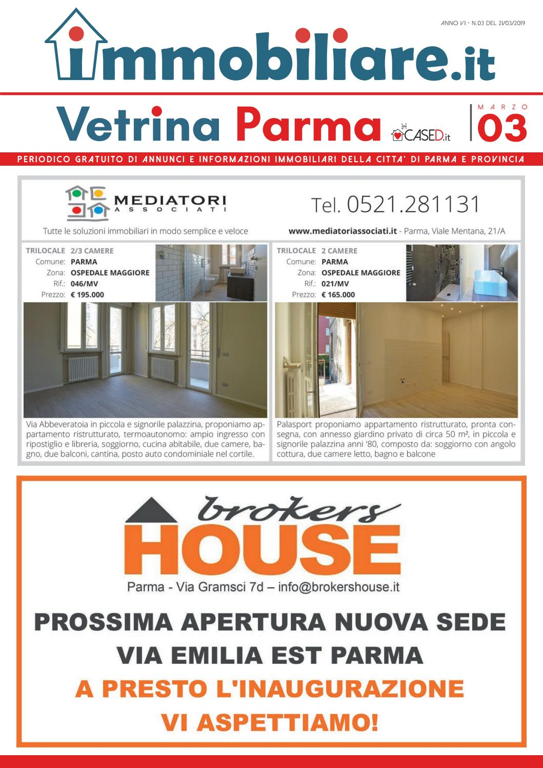 Vetrina Parma 03 2019 By Press One Srl Issuu