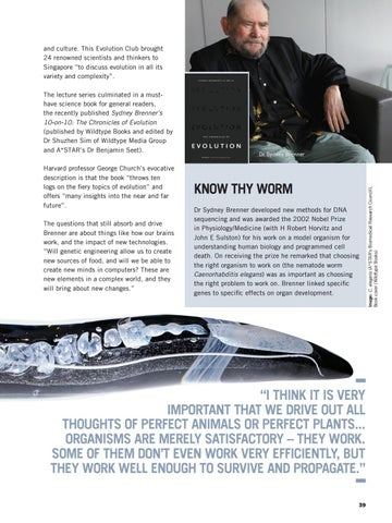 Page 41 of Profile: Sydney Brenner