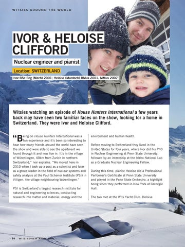 Page 66 of Ivor and Heloise Clifford