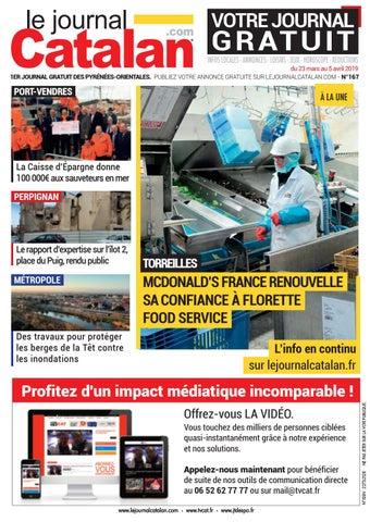 2809d9b4ce Le Journal Catalan N°167 - 1er magazine des Pyrénées-Orientales by LE  JOURNAL CATALAN - issuu