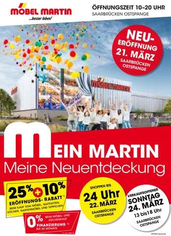 Möbel Martin | 21.03.2019 by Saarbrücker VerlagsService GmbH ...