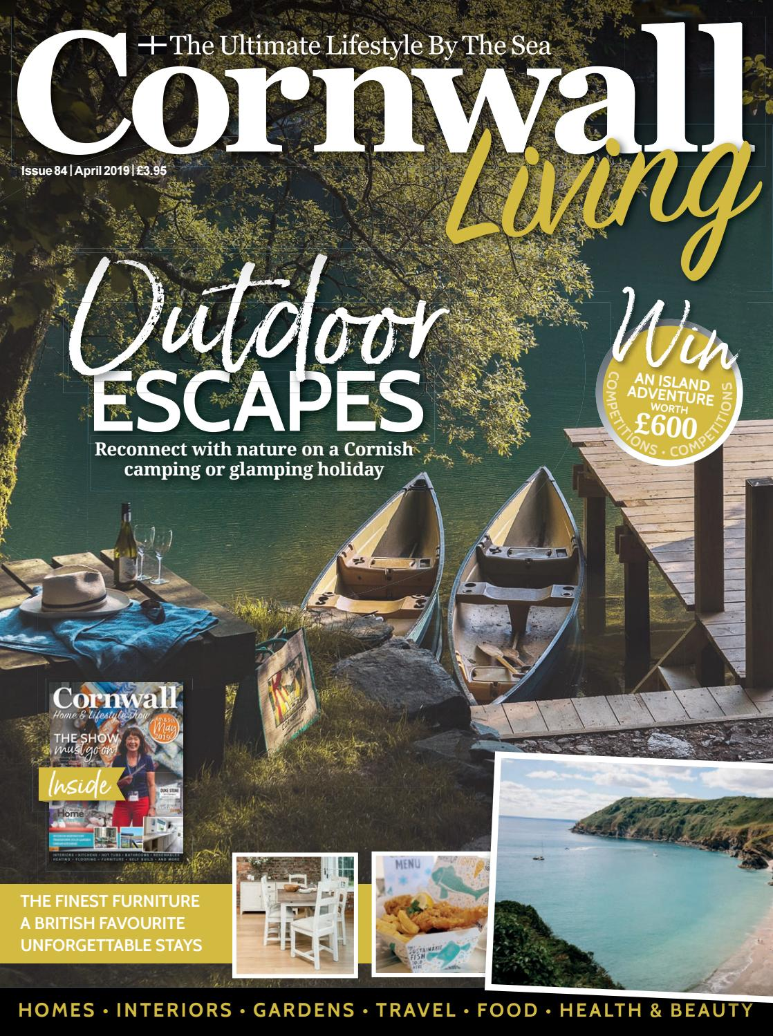 Cornwall Living 84 by Engine House Media - issuu