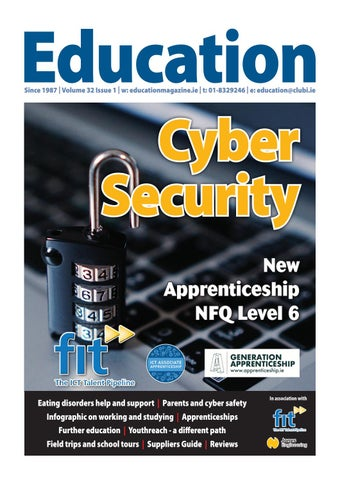 670df8feebc Education Magazine 32-1 by Michael Farrell - issuu