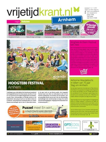 e97728418a6 VTK Veluwe - Arnhem by MDH Uitgeverij - issuu