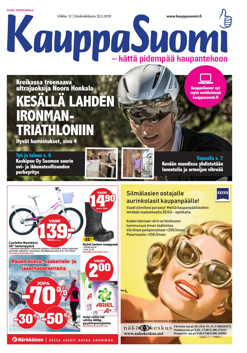 buy popular 15ea6 1e994 KauppaSuomi 12 2019 (K-P) by KauppaSuomi - issuu