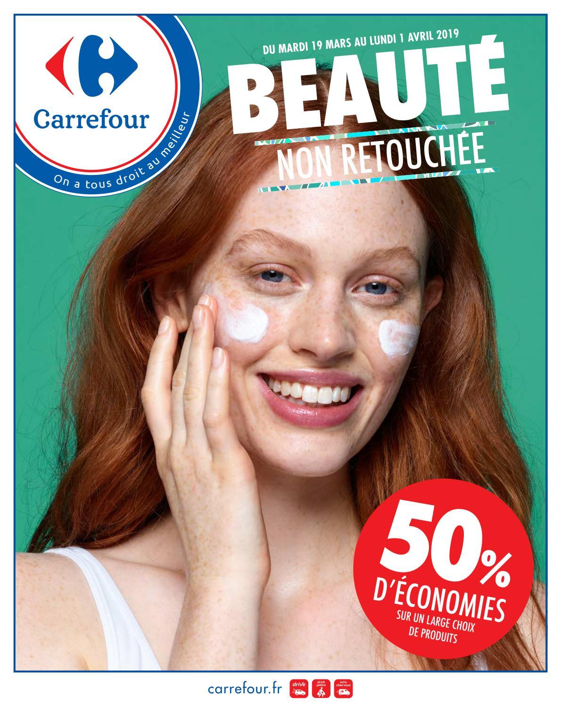 Catalogue Opé Beauté Carrefour 2019 By Mirabelle Issuu